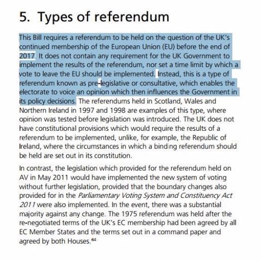 Referendum bill